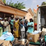 Transporter nach Ghana Tema