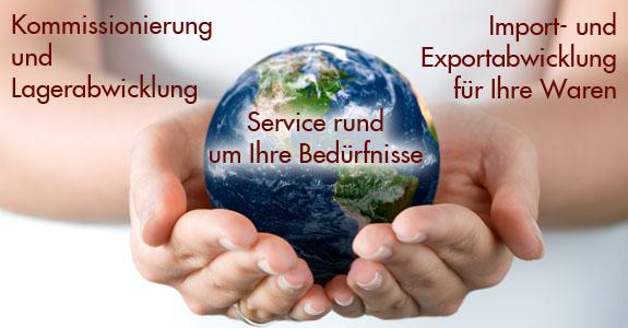 Logistikunternehmen Hamburg - ASC Logistics