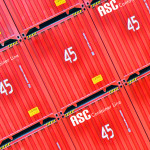 45 Container Hamburg – China – Hamburg