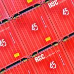45 Container Hamburg – China – Hamburg